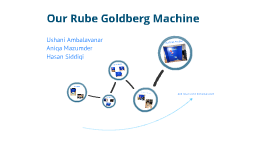 Rube Goldberg Machine Presentation