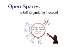 Open Spaces: Classroom Management