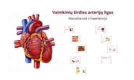 Vainikinių širdies arterijų ligos