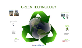 Copy of GREEN TECHNOLOGY