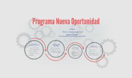 Programa Nueva Oportunidad