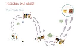 Copy of HISTÓRIA DA ARTE - PROF. ANDRÉ