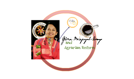 Gloria Macapagal and Agrarian Reform