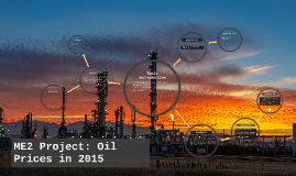 Project: Oil Prices in 2015