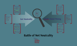 Battle of Net Neutrality