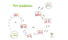 Plan Académico