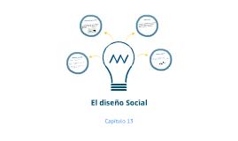 Capitulo 13. El diseño social