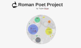 Roman Poet Project