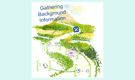 Copy of Gathering Background Information