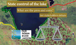 State control of the lake