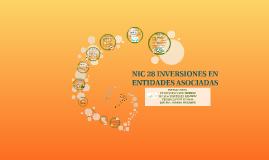 Copy of NORMAS INTERNACIONALES DE CONTABILIDAD N° 28