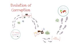 Post Corruption