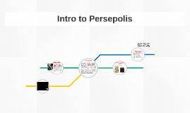 Intro to Persepolis