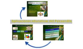 Aplicaciones educativas.