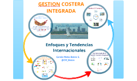 Gestión Costera Integrada: Enfoques y Tendencias Internacionales