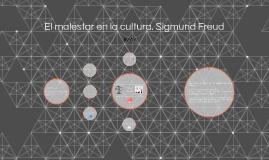 El malestar en la cultura. Sigmund Freud