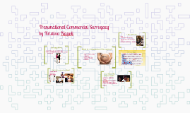 Transnational Commercial Surrogacy