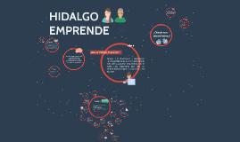 Avances Hidalgo Emprende Julio