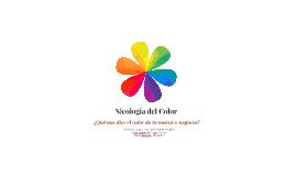 Copy of Sicología del Color