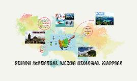 REGION 3:CENTRAL LUZON