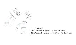 Copy of El aprendizaje significativo: Esa extraña expresión, de Sergio Dávila