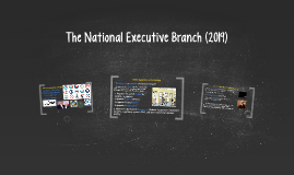The National Executive Branch