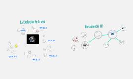 Evolución de la web y clasificación de las TIC