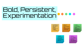 Copy of Bold, Persistent,