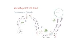 WorkShop KCS HDI 2013