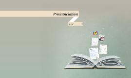Pronunciation tips