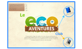 ECOadventure club: French