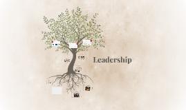 Leadership- Sophia