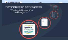 Copy of Carta de liberación de Proyecto