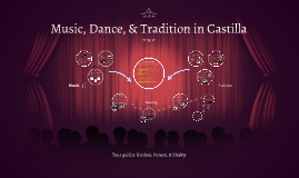 Copy of Music, Dance, & Traditions in Castilla