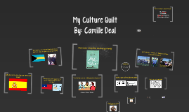 Copy of My Culture Quilt