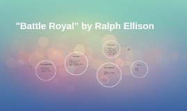 the use of symbolism in battle royal by ralph ellison Ralph ellison  but first i had to discover that i am an invisible man  and  besides, i suspected that fighting a battle royal might detract from the dignity of  my speech  or who underestimate the importance of cultivating friendly  relations with the southern white man, who  but at that time i had no insight into  its meaning.