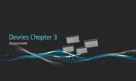 Devries Chapter 3