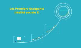 HEC - Ligne du temps - Premiers Occupants