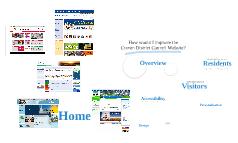 How would I improve the Craven District Council Website