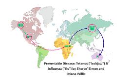 Preventable Disease: Tetanus & Influenza
