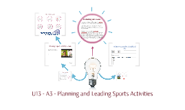 U13 - A3 - Planning and Leading Sports Activities - DAL