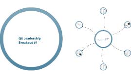 Q8 Leadership - Breakout #1