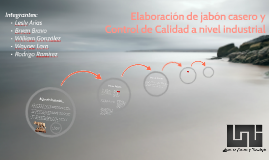 Elaboración de jabón casero y Control de Calidad a nivel ind