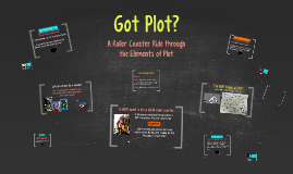 Got Plot? Roller Coaster and Pixar Movies to the rescue!