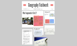 Geography Fieldwork