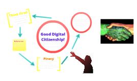 Good Digital Citizenship