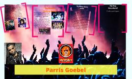 Parris Goebel