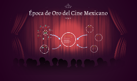 Copy of Época de Oro del Cine Mexicano