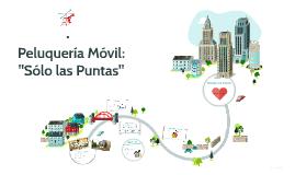"""Peluquería Móvil: """"Solo las Puntas"""""""