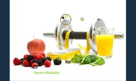 Sports Dietician